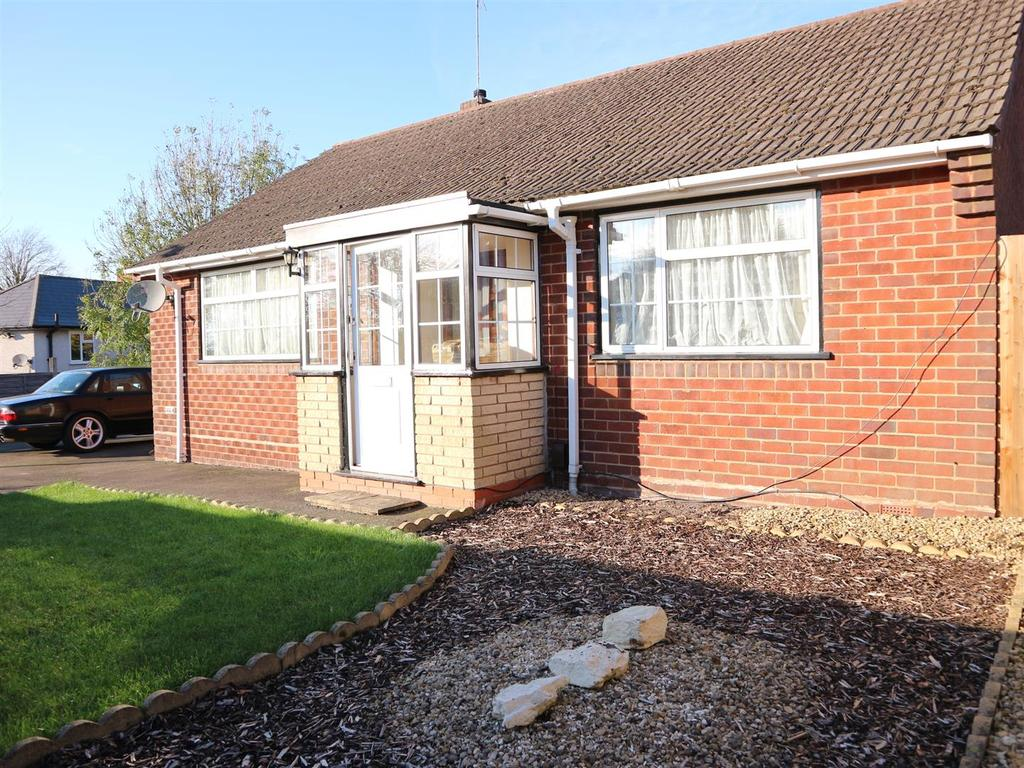 2 Bedrooms Detached Bungalow for sale in Holcroft Road, Stourbridge