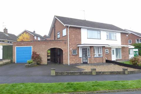 3 bedroom semi-detached house for sale - Loxley Road, Glenfield