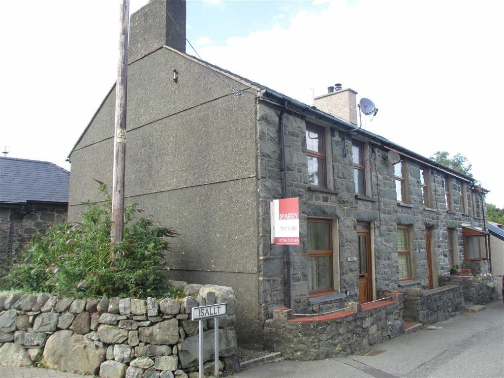 2 Bedrooms End Of Terrace House for sale in Isallt, Trawsfynydd, Gwynedd