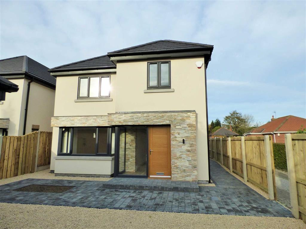 4 Bedrooms Detached House for sale in Brentwood Close, Brough