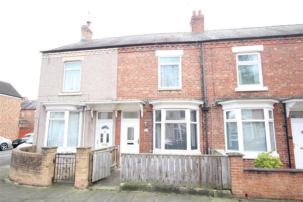 2 Bedrooms Terraced House for sale in Craig Street, Darlington
