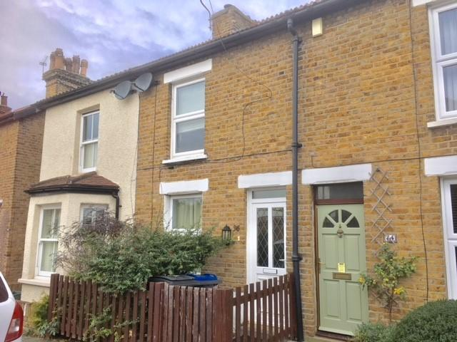 2 Bedrooms Terraced House for sale in IDMISTON SQUARE, WORCESTE PARK KT4