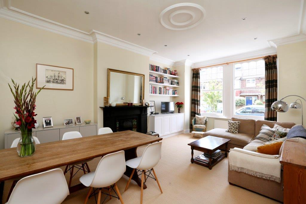 1 Bedroom Flat for sale in Manville Road, London SW17