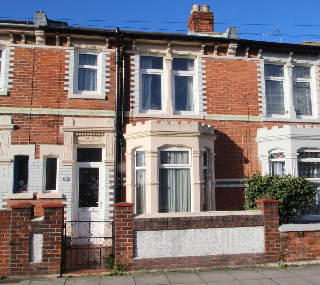 3 Bedrooms Terraced House for sale in St Pirans Avenue, Portsmouth PO3
