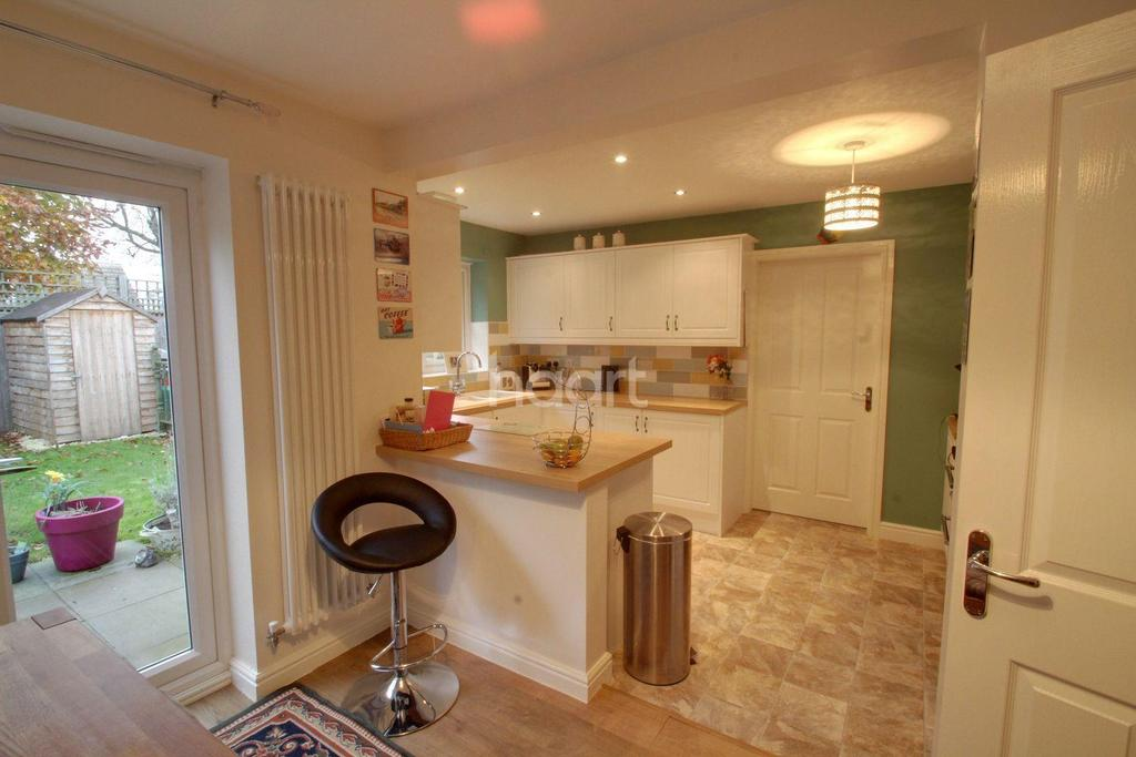 4 Bedrooms Detached House for sale in Charlotte Way, Netherton, Peterborough.