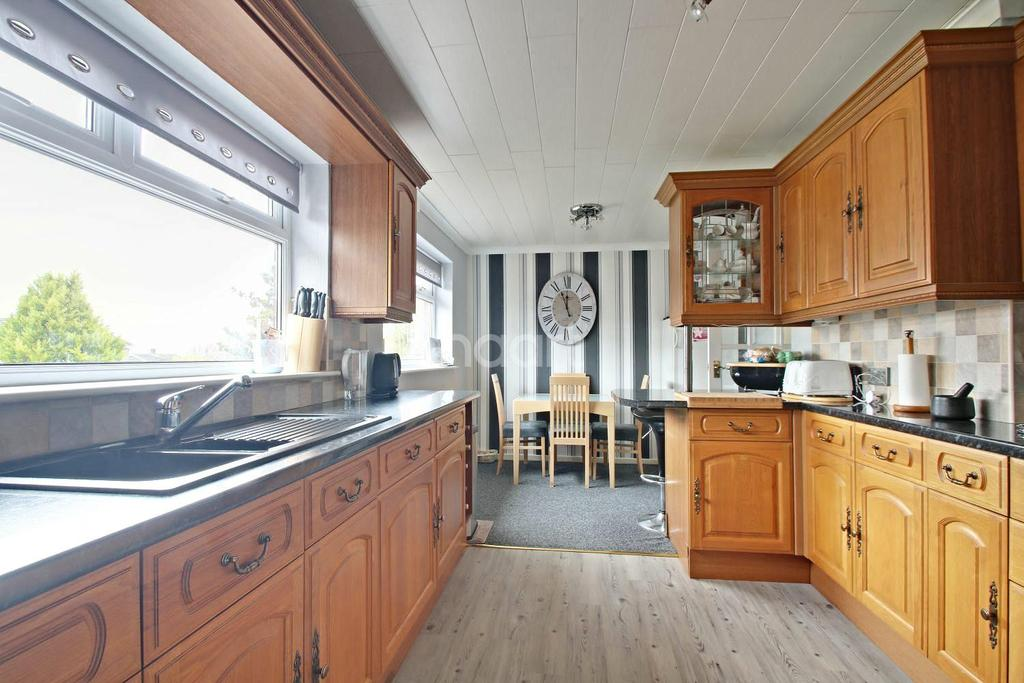 4 Bedrooms Bungalow for sale in Pynder Close, Washingborough