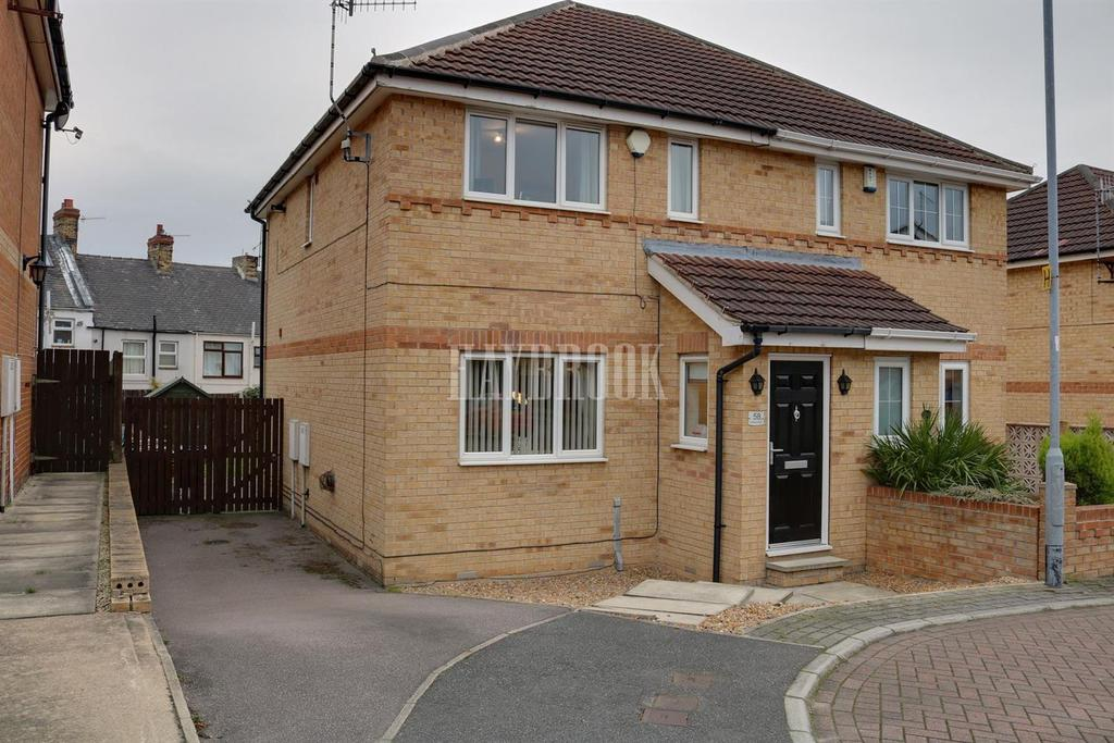 3 Bedrooms Semi Detached House for sale in Fieldhead Road, Hoyland