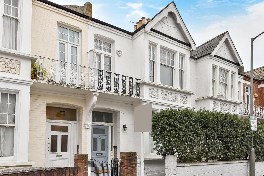 5 Bedrooms Terraced House for sale in Chelverton Road, Putney