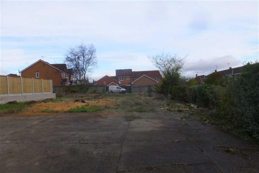Land Commercial for sale in Haddon Street, Sutton In Ashfield, Nottinghamshire