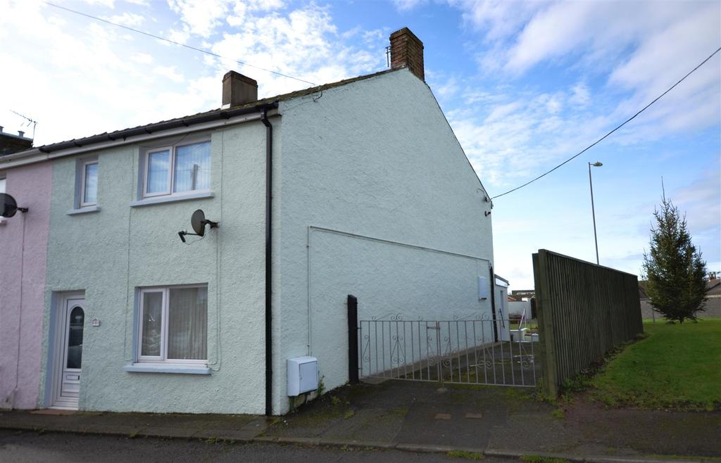 3 Bedrooms Semi Detached House for sale in Steynton, Milford Haven