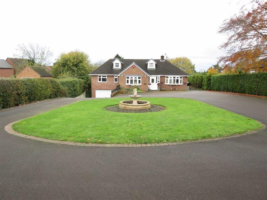 5 Bedrooms Detached Bungalow for sale in Sundorne Road, Sundorne, Shrewsbury, Shropshire