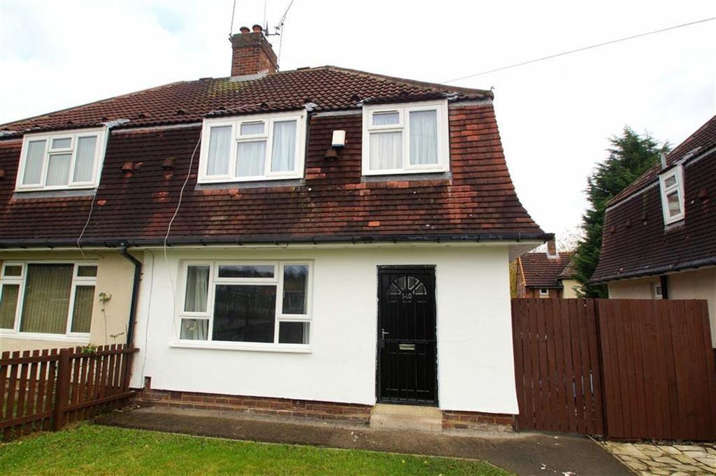 4 Bedrooms Semi Detached House for sale in Brander Road, Leeds