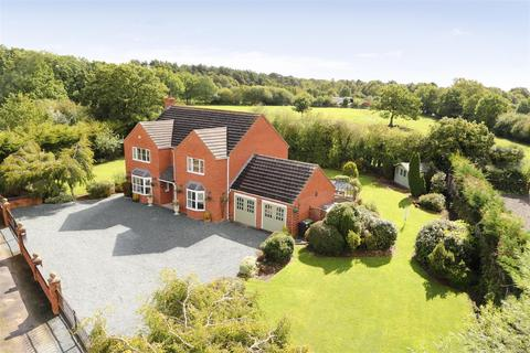 4 bedroom detached house for sale - Moss Lane, Bettisfield, Whitchurch