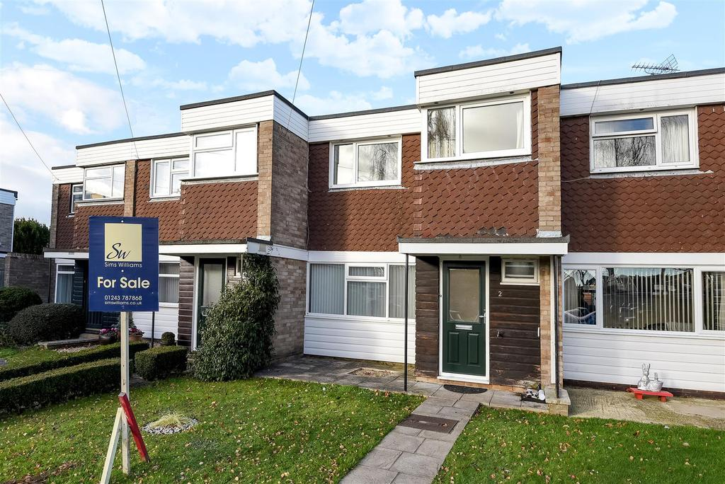 3 Bedrooms Terraced House for sale in Broyle Close, Chichester