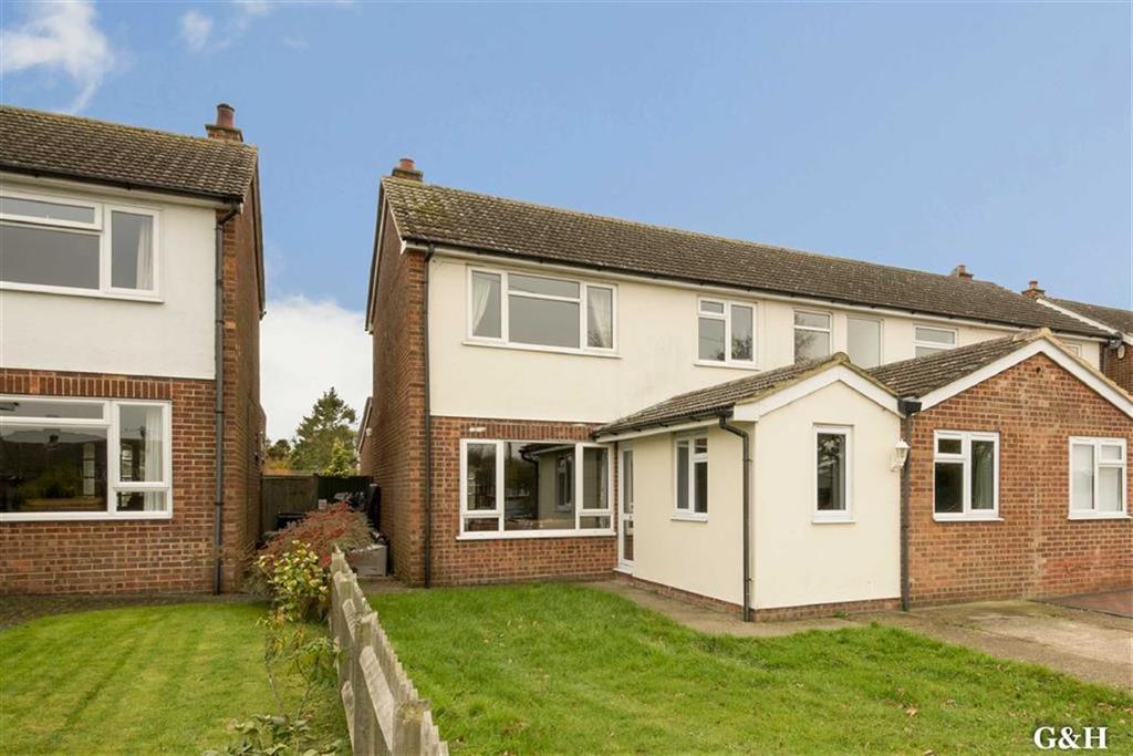 5 Bedrooms Semi Detached House for sale in Mount Pleasant, Aldington, Ashford