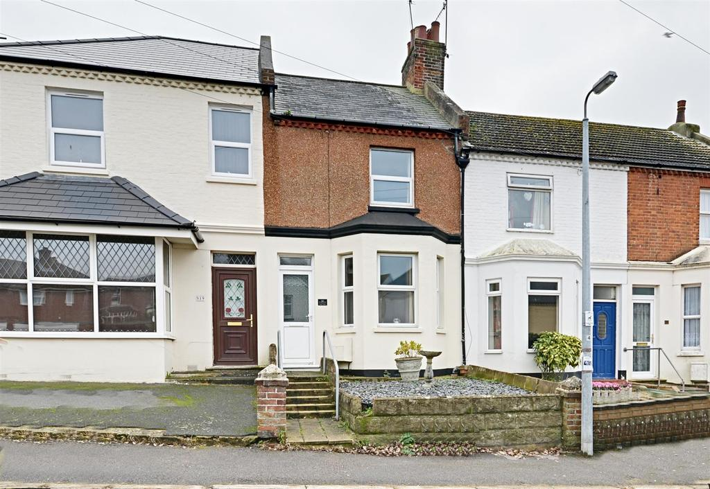2 Bedrooms Terraced House for sale in Springfield Road, Bexhill-On-Sea