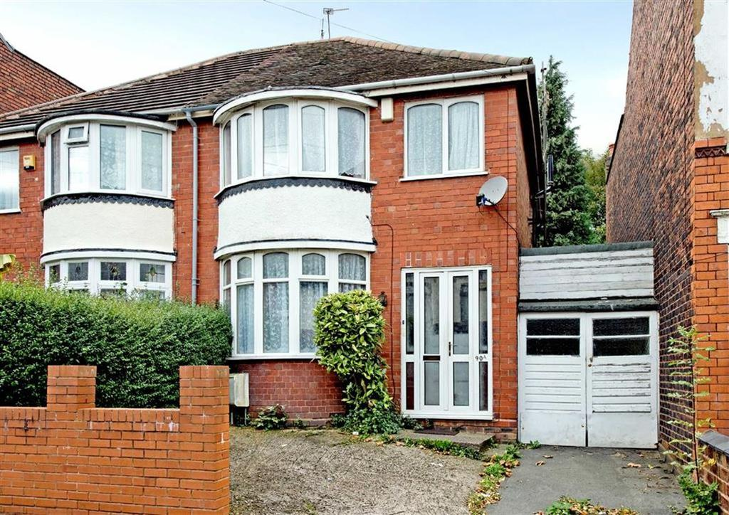3 Bedrooms Semi Detached House for sale in 90a, Fowler Street, Blakenhall, Wolverhampton, West Midlands, WV2