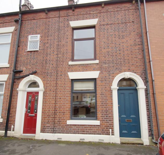 2 Bedrooms Terraced House for sale in 24 Wellington Road