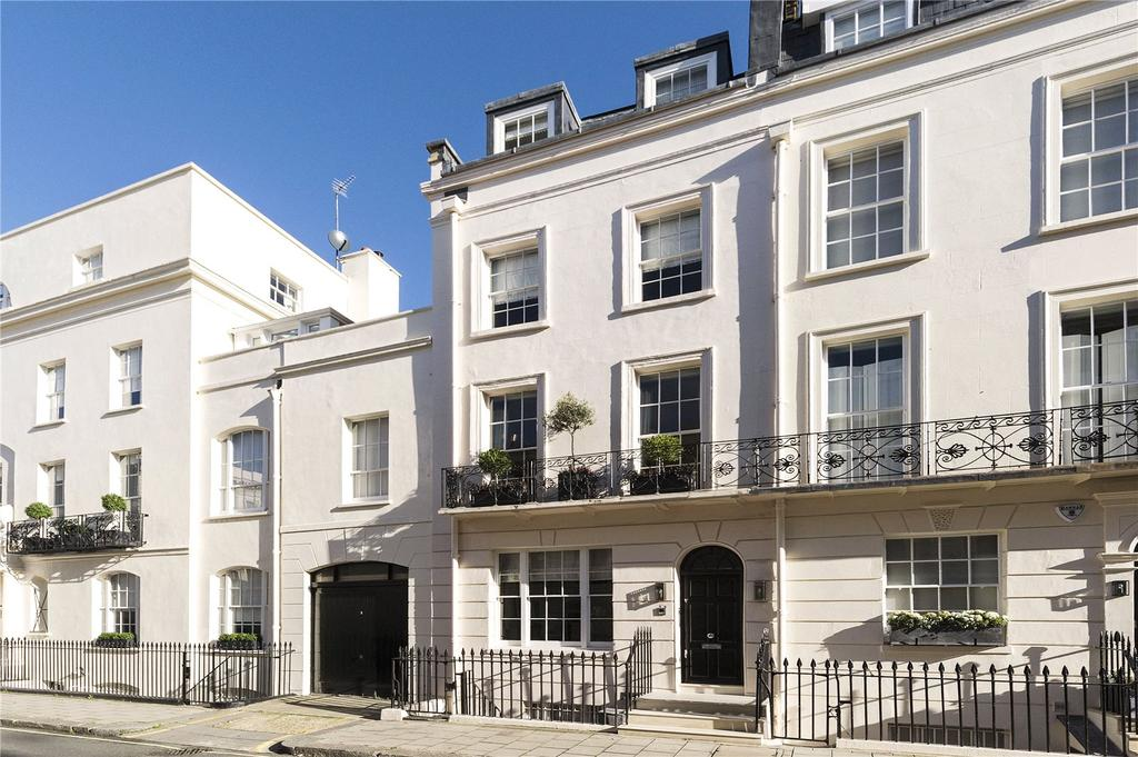 4 Bedrooms Terraced House for sale in South Eaton Place, Belgravia, London, SW1W