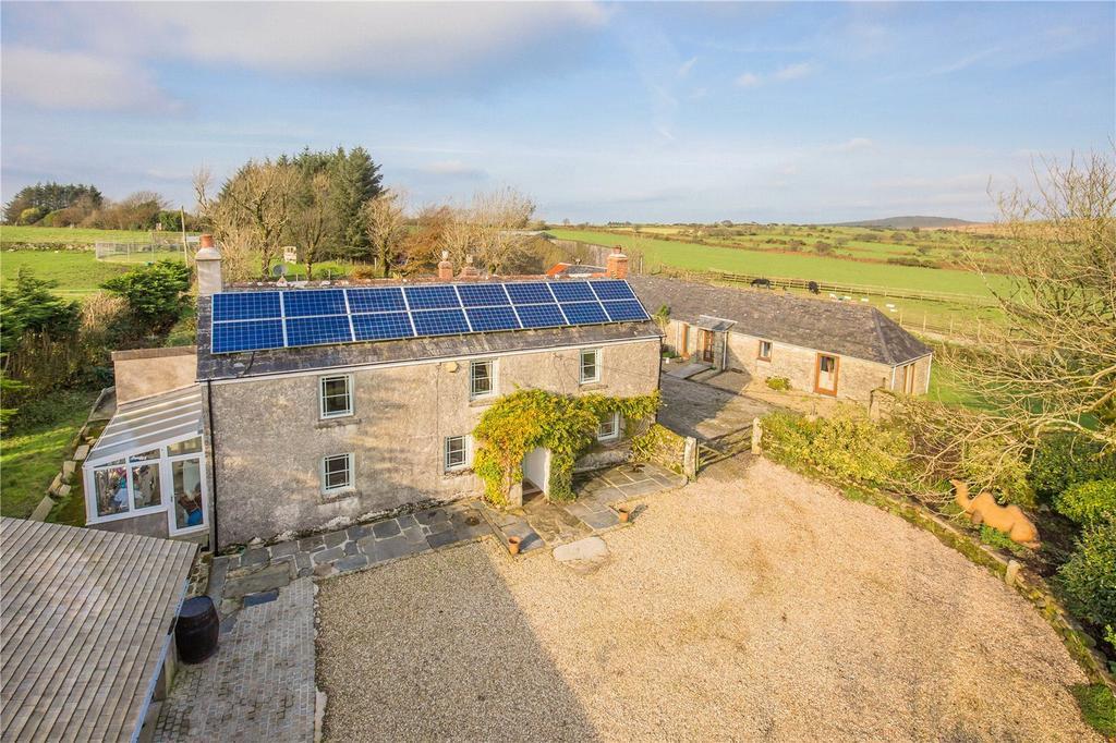 St  Breward  Bodmin  Cornwall  Pl30 Farm For Sale