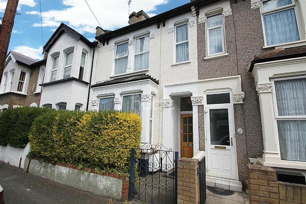 2 Bedrooms Terraced House for sale in Mayville Road, Leytonstone