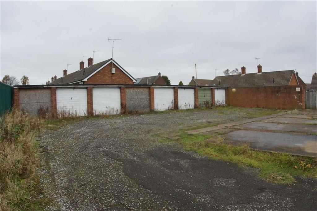 Land Commercial for sale in Land At, Keyworth Close, Mansfield, Notts, NG19