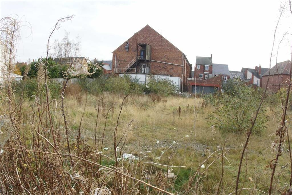 Land Commercial for sale in Land Between 39 - 59, Russell Street, Sutton In Ashfield, Notts, NG17