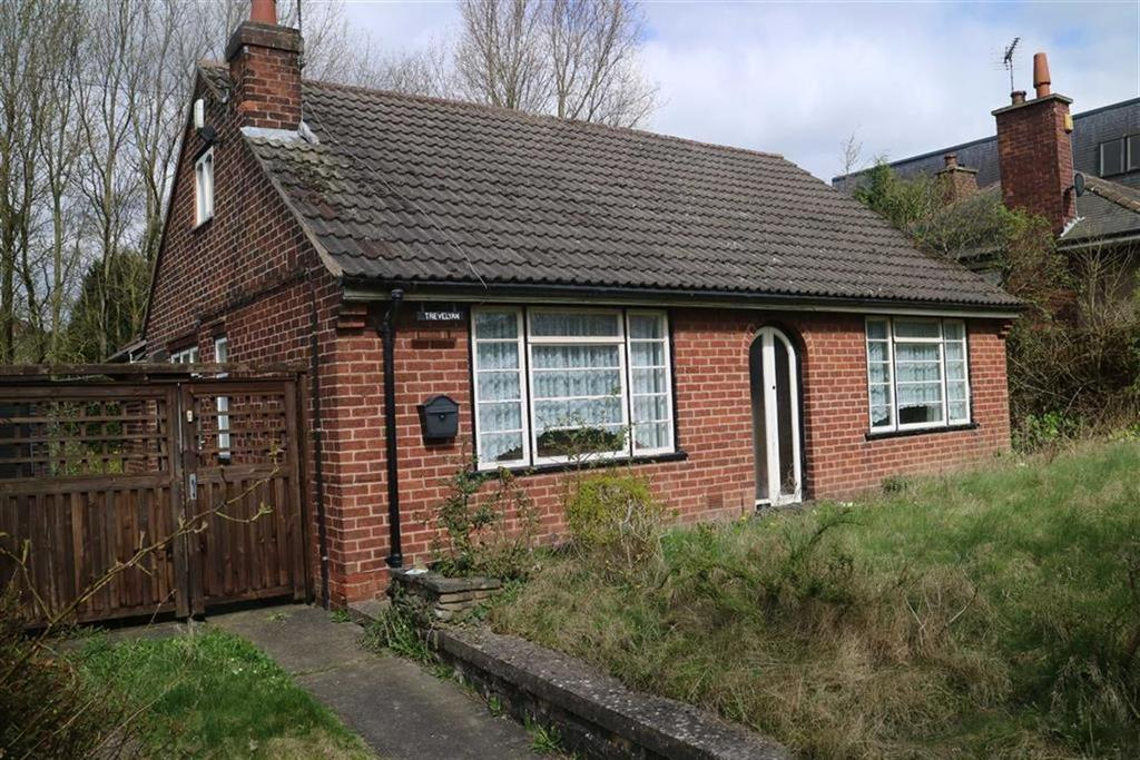 2 Bedrooms Detached Bungalow for sale in Trevelyan, Blackwell Road, Huthwaite, Notts, NG17