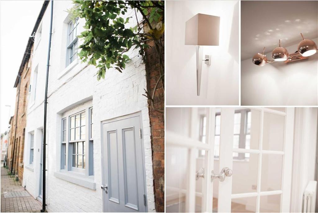 3 Bedrooms Town House for sale in Queen Street, Uppingham, Rutland
