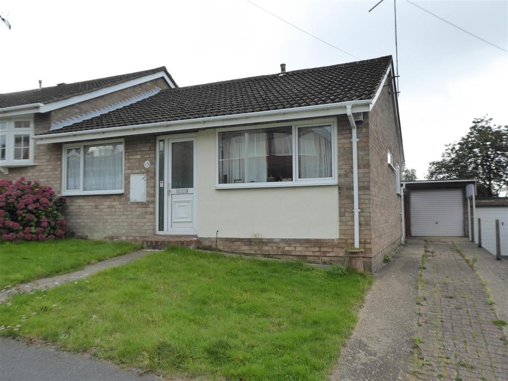 2 Bedrooms Bungalow for sale in Avon Close, Kettering