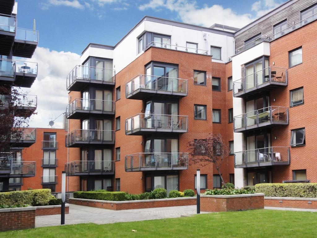 2 Bedrooms Penthouse Flat for sale in Ocean Village, Southampton