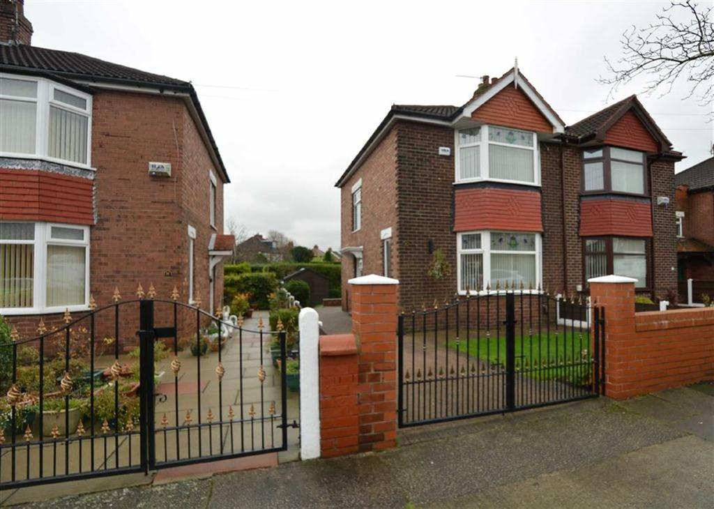 2 Bedrooms Semi Detached House for sale in Belford Road, STRETFORD