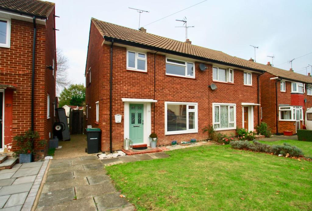 3 Bedrooms Terraced House for sale in Danescroft Drive, Leigh-On-Sea