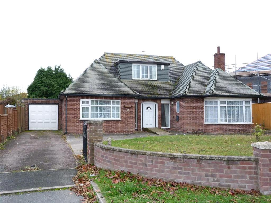 3 Bedrooms Detached Bungalow for sale in Ledbury Road, Tupsley, Hereford, HR1