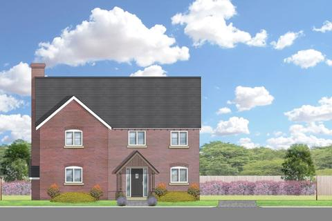 4 bedroom detached house for sale - Manor Farm Drive, Hinstock, Market Drayton