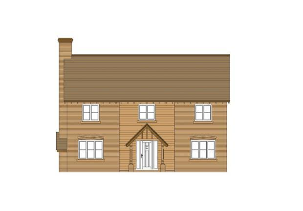 4 Bedrooms Detached House for sale in Plots 2 4 Stoche Heath, Manor Farm Drive, Hinstock, Market Drayton