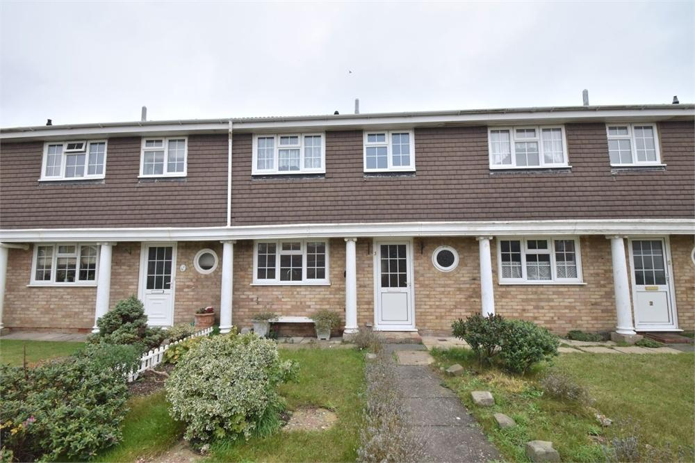 3 Bedrooms Terraced House for sale in Delavall Walk, Langney Point, East Sussex