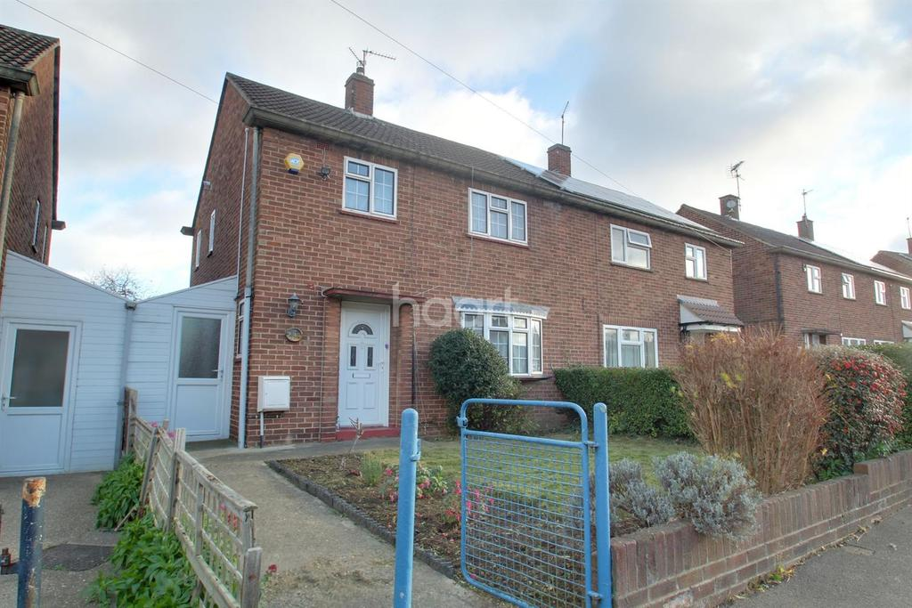 3 Bedrooms Semi Detached House for sale in Arundel Road, Walton, Peterborough