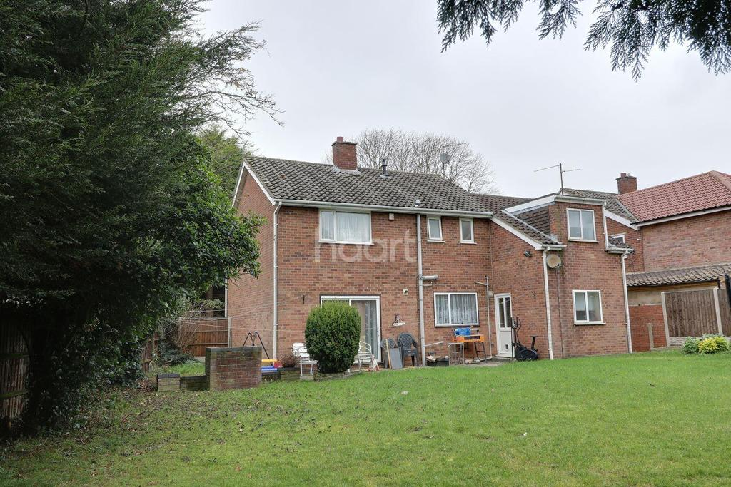 4 Bedrooms Detached House for sale in Whittlebury Close,Northampton