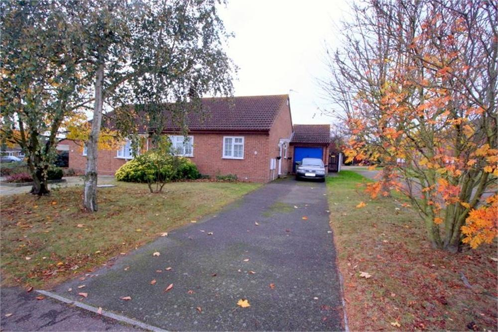 2 Bedrooms Semi Detached Bungalow for sale in Second Avenue, Weeley, CLACTON-ON-SEA, Essex