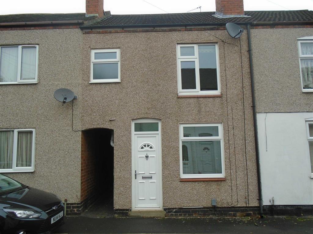 3 Bedrooms Terraced House for sale in Herbert Street, Stockingford, Nuneaton, Warwickshire, CV10