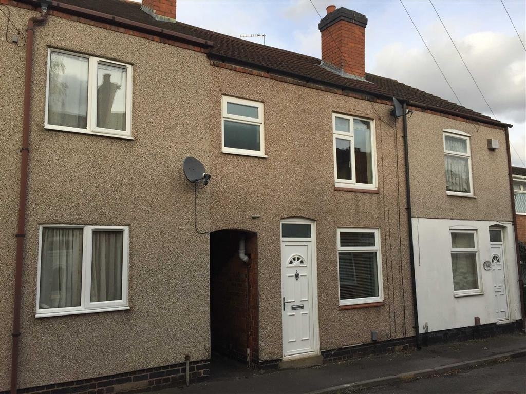 3 Bedrooms Terraced House for sale in Herbert Street, Stockingford, Nuneaton, Warwickshire, CV10