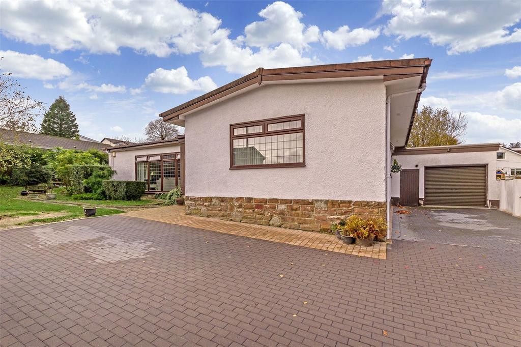 4 Bedrooms Detached Bungalow for sale in 14 Kirkvale Drive, Newton Mearns, Glasgow, G77