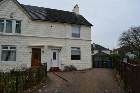 3 bedroom end of terrace house for sale - 20 Drumoyne Quadrant, Glasgow, G51 4UY