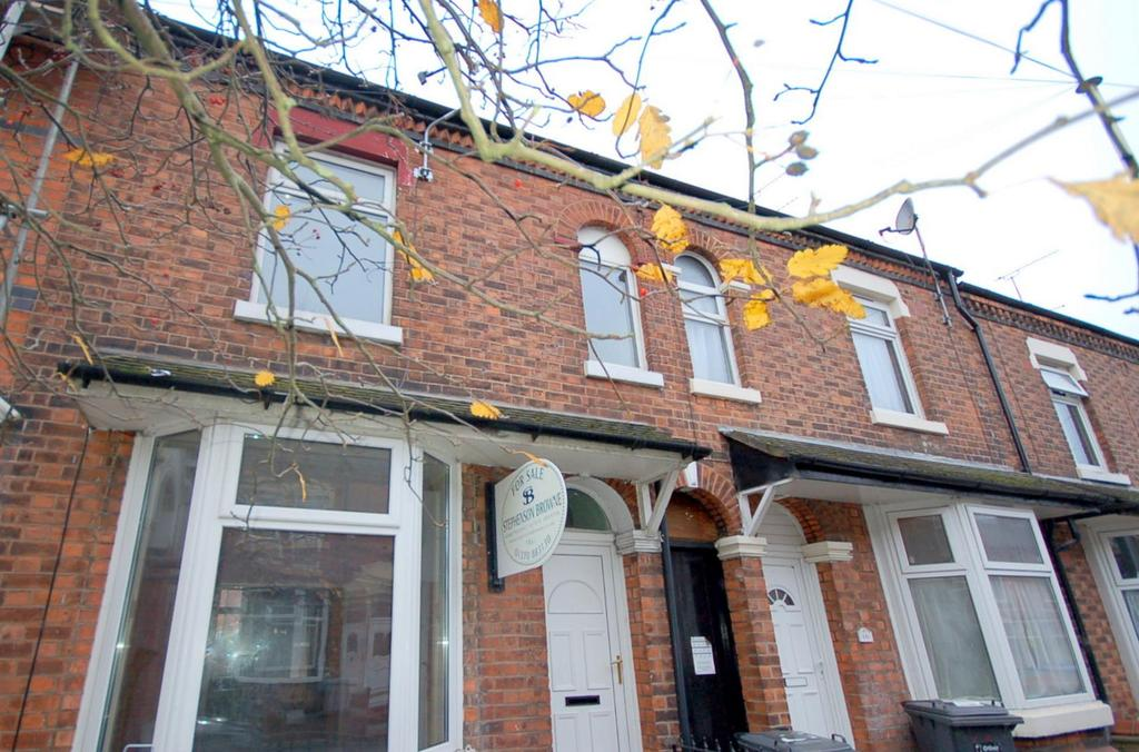 2 Bedrooms Terraced House for sale in Samuel Street, Crewe