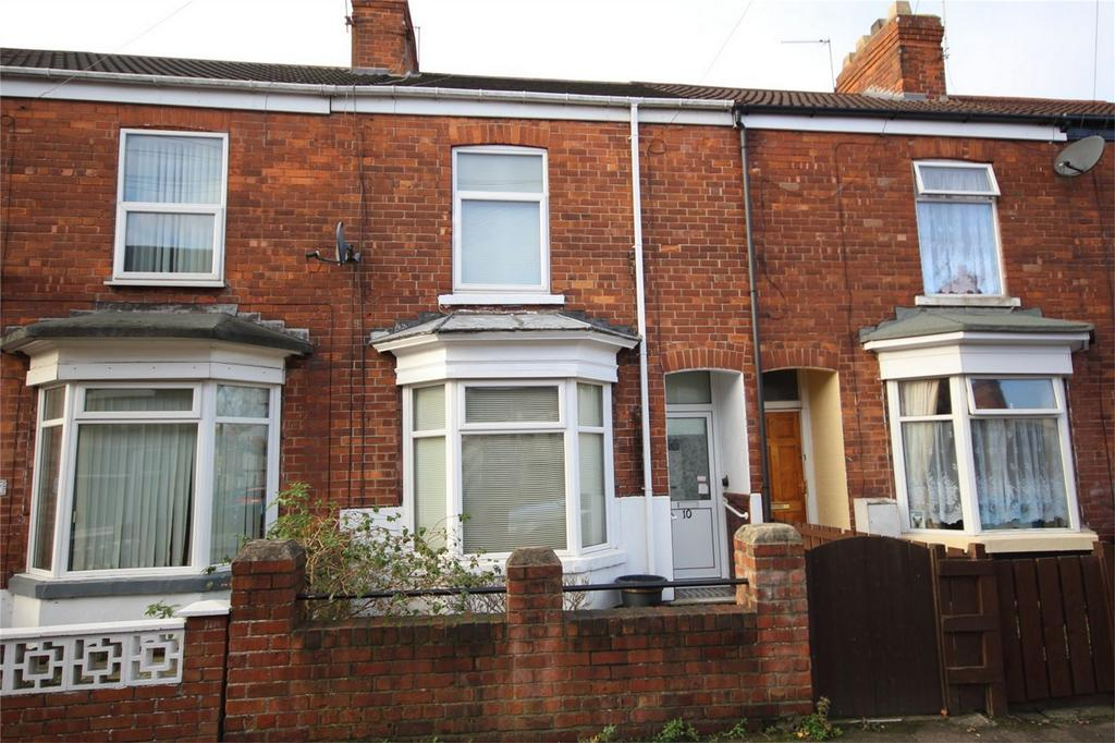 2 Bedrooms Terraced House for sale in Wells Street, Hull, East Riding of Yorkshire