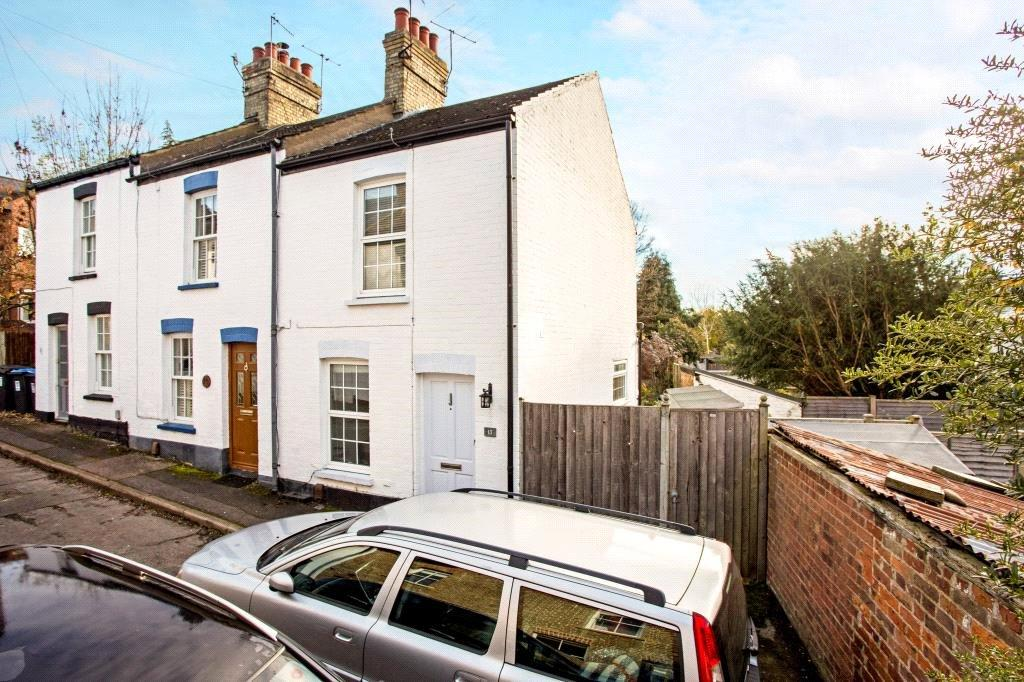 2 Bedrooms Terraced House for sale in New Street, Berkhamsted, Hertfordshire, HP4