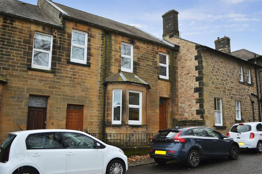 4 Bedrooms Terraced House for sale in Prudhoe Villas, Alnwick, Northumberland