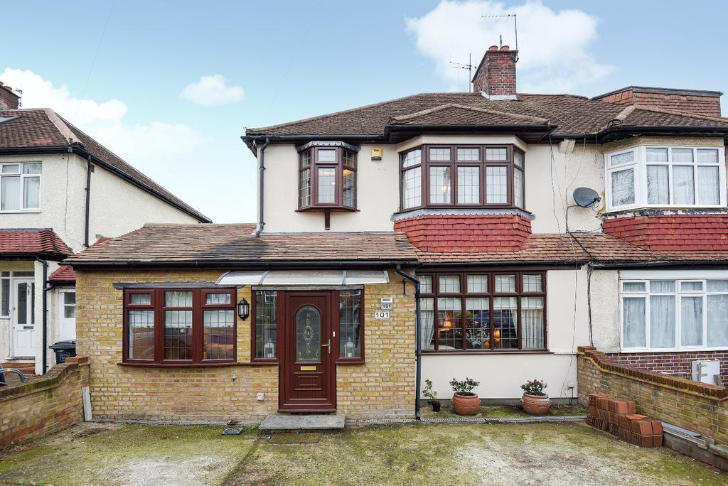 4 Bedrooms Semi Detached House for sale in Horncastle Road London SE12