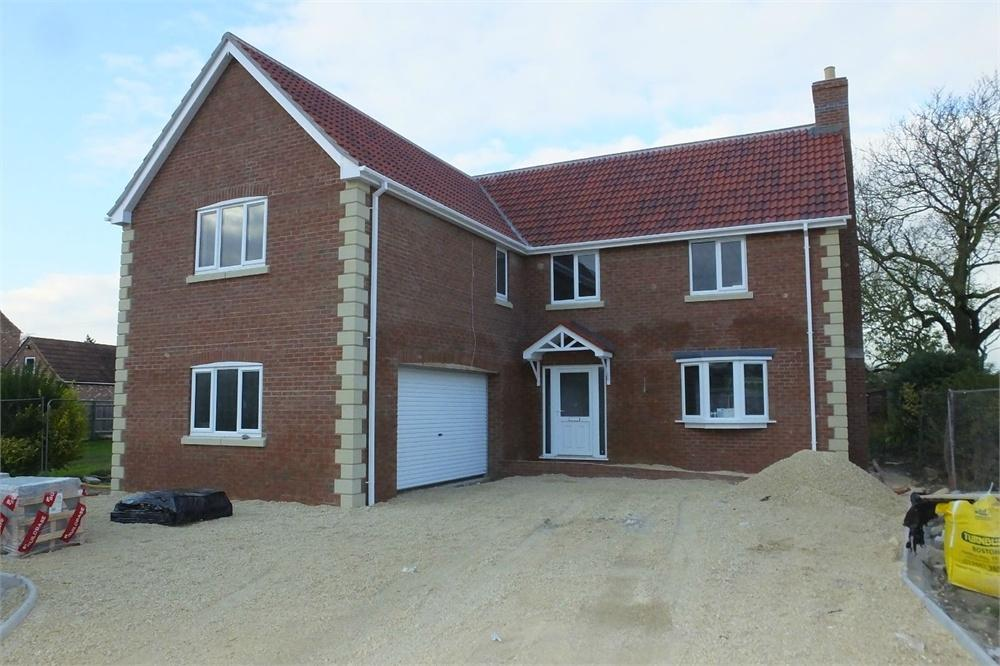4 Bedrooms Detached House for sale in 50 Littlemoor Lane, Sibsey, Boston, Lincolnshire